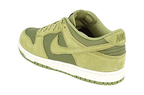 Nike Dunk Low, Scarpe da Ginnastica Uomo Red