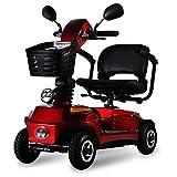 Fauteuils Roulants Scooter électriques Pliables Pour Adultes,chaise Roulante Pliante...