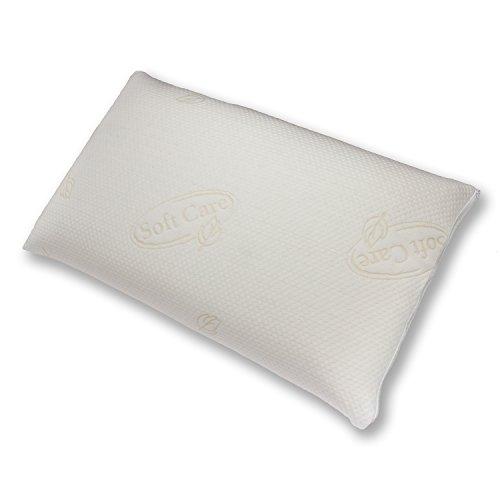 Sabeatex Kissenbezug, Außenbezug, Ersatzbezug zu unserem Orthopädischen Kopfkissen aus Visco Soft Gel 15cm
