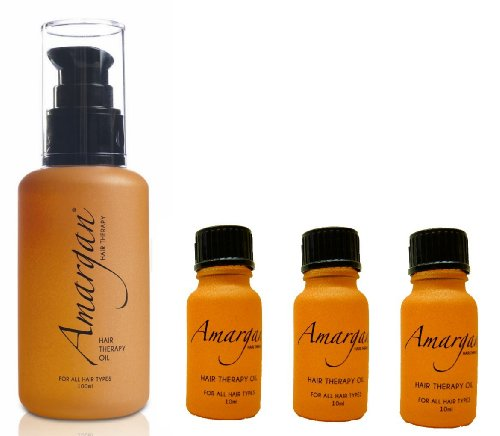 Amargan Hair Therapy Oil 100ml & 3 x 10 ml Pack