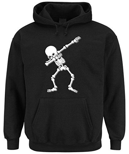 ded-Sweater Black Certified Freak-XS (Halloween-humor Tumblr)