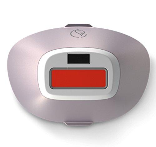 Philips Lumea Prestige BRI954/00 - Depiladora luz pulsada para la depilación permanente del vello visible en casa con 3 cabezales, cuerpo, cara y zonas de precisión, Blanco y Rosa
