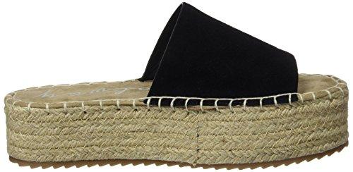 Coolway Bora, Plateforme plate femme Noir (Black)