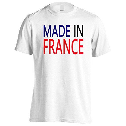 Fabriqué en France Drôle Nouveauté Nouveau Hommes T-Shirt i16m
