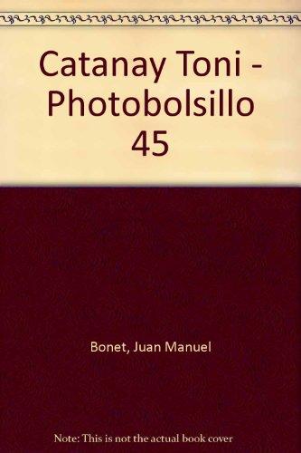 Descargar Libro Toni Catany de Juan Manuel Bonet