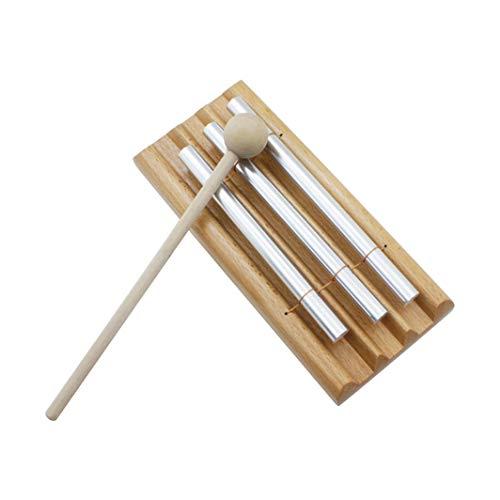 SHIJIAN 2 Arten Kinder Percussion Klopfen Windspiele Instrument Kinder Instrument Kinder Musik Spielzeug Kinder, 2#