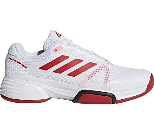 adidas Performance - Barricade Club Carpet Herren Tennisschuh weiß EU 46