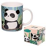 Panda Design - Taza (porcelana), diseño de oso panda
