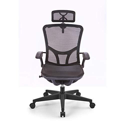 Lnyy Bürodrehstuhl Büro Möbel Schwarz Lack Fuß Sitz Klasse Stuhl Computer Stuhl - Lack Schwarz Stuhl