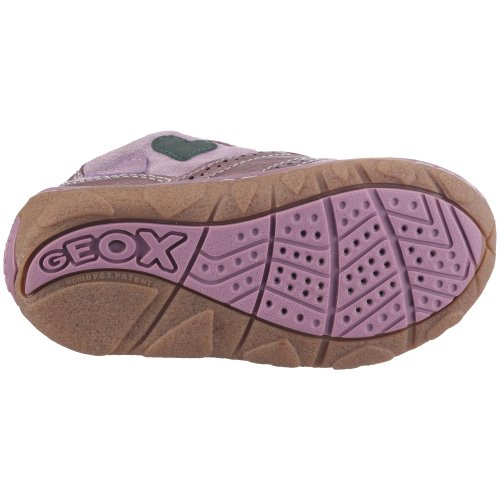Geox Baby Lolly B0334Q 4422 C8020, Unisex Kinder Babyschuh Blau
