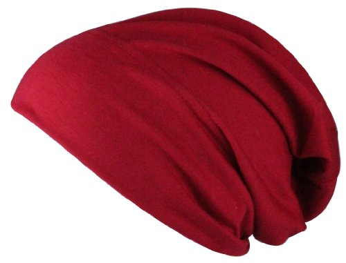 Alex Flittner Designs Bonnet Jersey en rouge