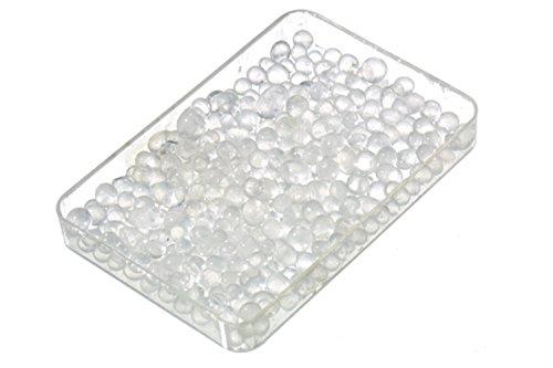 Silica-Gel Weiß White | 25 kg | Silika-Gel | Schüttgut bulk lose | Trockenmittel-Perlen | Kieselgel | weitere Größen erhältlich