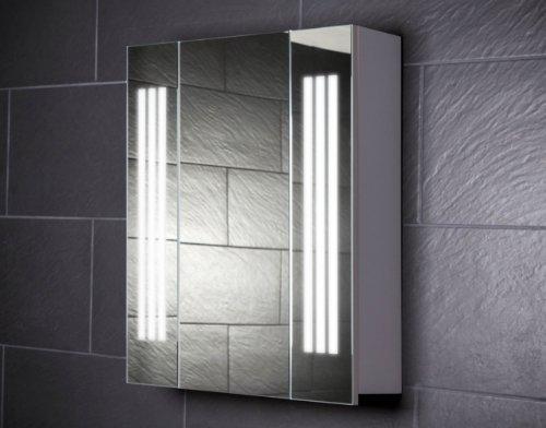 Holzspiegelschrank - Spiegelschrank von Galdem LOFT60 weiß