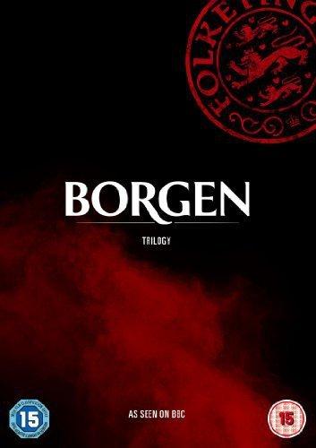 Bild von Borgen Trilogy [DVD] [UK Import]