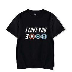 Idea Regalo - Jacklin-F papà Ti Amo 3000 T Shirt Regalo per Uomini, Donne e Gioventù Padre Day t-Shirt