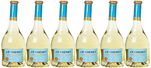 JP Chenet RE632098 Cuvée 2014/2015 Lieblich (6 x 0.75 l)