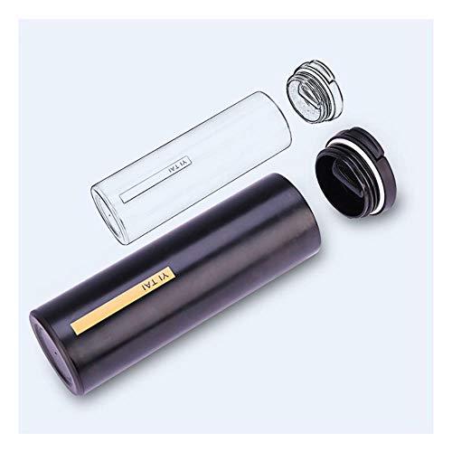 Reisebecher Tragbare Vakuum Edelstahl Titan Gold Kaffeetasse Mode Isolierschale Titan Insulated Mug