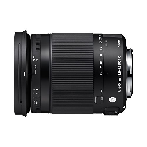 Cheapest Sigma 18-300mm F3.5-6.3 DC Macro HSM Lens Special