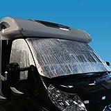 Universal Thermo-Frontscheibenabdeckung, für Wohnmobile