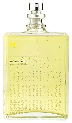 Molecule 03 3.4 oz 100ml Escentric Molecules Unisex EDT NIB by Escentric Molecules