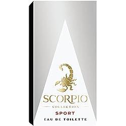 Scorpio - Eau de Toilette - Collection Sport - 75 ml