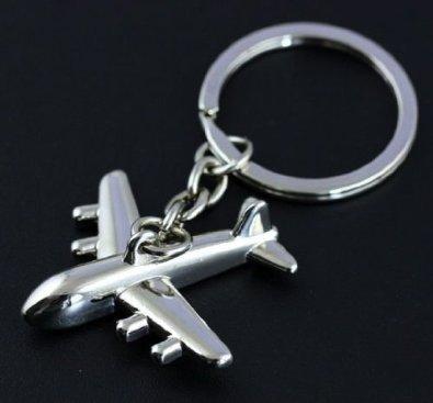 Flugzeug Schlüsselanhänger