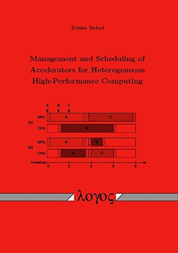 Management and Scheduling of Accelerators for Heterogeneous High-Performance Computing por Tobias Beisel