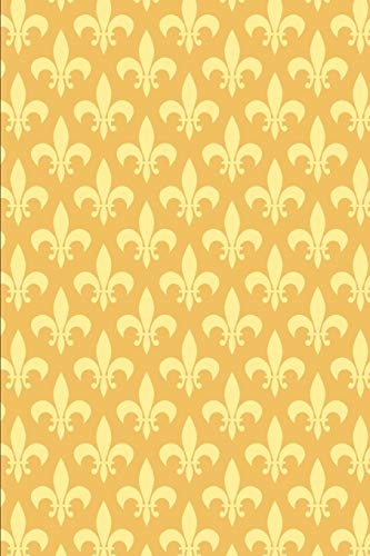 Mardi Gras Pattern - Carnival Decoration 31: Blank Lined Notebook for Mardi Gras and Carnival ()