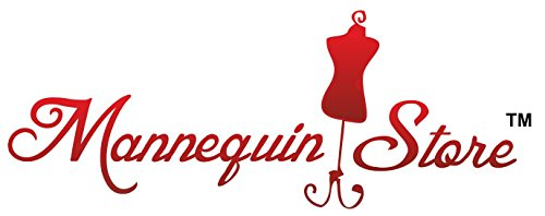 Mannequin Store Women's Faux Georgette Saree (102_Black)
