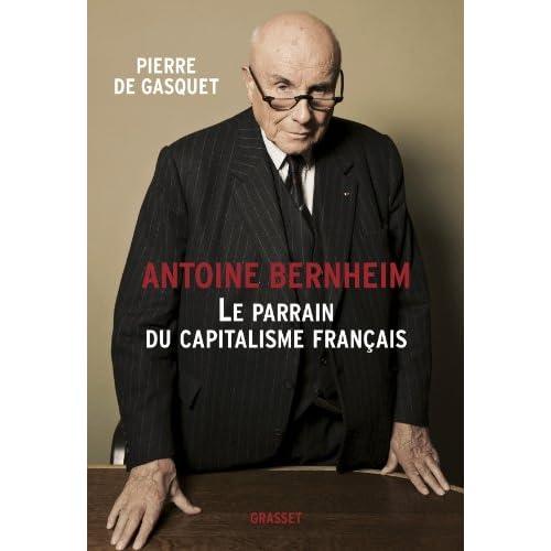 Antoine Bernheim: le parrain du capitalisme français