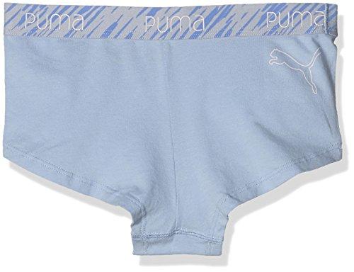 Puma Damen Ministripe/Slash Hipster 2p Unterhose sunkist coral