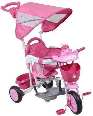 Triciclo Sweet Rosa SCHIANO