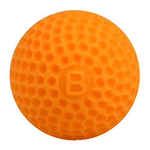 QUINTRA 50 Stücke Kugel Kugeln Runden Kompatibel Für Nerf Rival Apollo Kind Spielzeug (Orange)