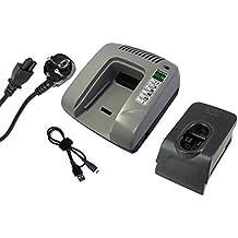 Power Smart® 7.2–18V Cargador para Bosch PSR 1200, PSR 1200/B, PSR 12VE-2, PSR 12VE-2, PSR 12VES-2, PSR 14.4, PSR 14.4VES-2, PSR 14.4–2, PSR 14.4/N, PSR 14.4VE, PSR 14.4VE-2(/B), PSR 1440, PSR 1440/B, PSR 18, PSR 18VE-2, PSR 7.2VES-2