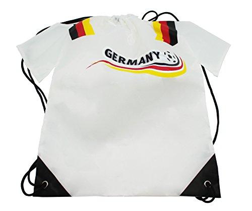 Idena Sportbeutel Gymsack T-Shirt (Was Eins Und Was Zwei T-shirts)