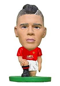 Soccerstarz SOC889 2017 - Kit de iniciación para Hombre Utd Marcos Rojo