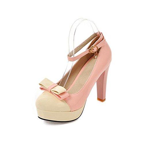 Le scarpe di moda/Spessa punta tonda dolce