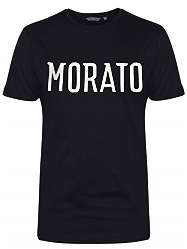 Antony Morato Camiseta 7051 T-Shirt Girocollo con Patch DV