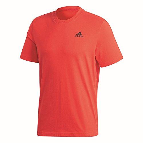 adidas Herren Essentials Base T-Shirt Rosa