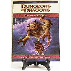 Play Factory - Dungeons & Dragons 4.0 : Manuel des Plans