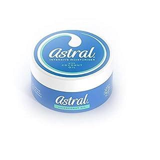 Astral Intensive Moisturiser With Coconut Oil Face & Body Moisturiser- 200ml