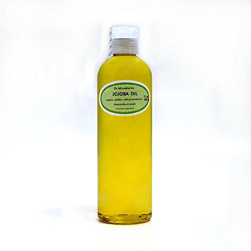 Jojoba Oil Hair Skin & Body Multi Purpose 12 Oz