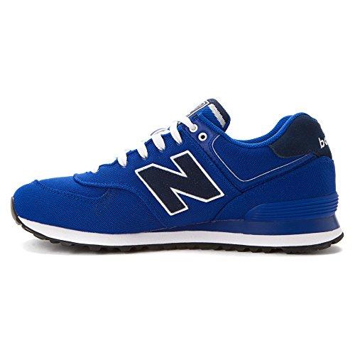 New Balance574 Pique Polo Pack - Scarpe da Ginnastica Basse uomo Blu (blu)