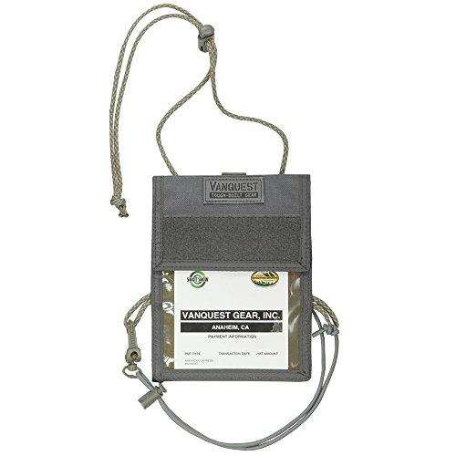Vanquest Traverse RFID-Blocking Pass / ID-Halterung (Coyote Tan) (Nylon Cordura Dupont)