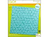 AccuQuilt 55058 Stanzform Quadrat 8 1/2 Zoll, Circa 21,6 cm