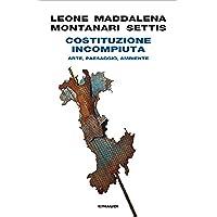 Costituzione incompiuta: Arte, paesaggio, ambiente (Einaudi. Passaggi)