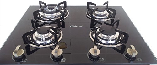 Gilma Brass burner Gb4 Hob