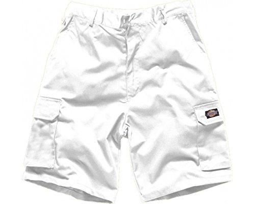 Hose Dickies 52 Größe (Dickies® Redhawk Shorts Cargo-Short kurze Hose (52, weiß))
