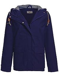 NEUF SS7 Femmes Imperméable Veste de pluie , bleu, jaune tailles 10 pour 18