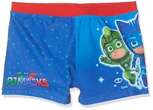 PJ Masks Jungen 5629 Einteiler, Blau, 116 - Jungen Sport-pyjama